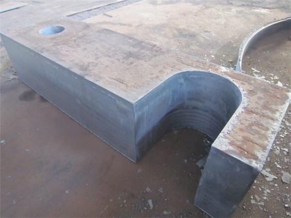 钢板下料切割04