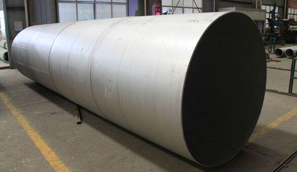 大口径不锈钢焊管批发